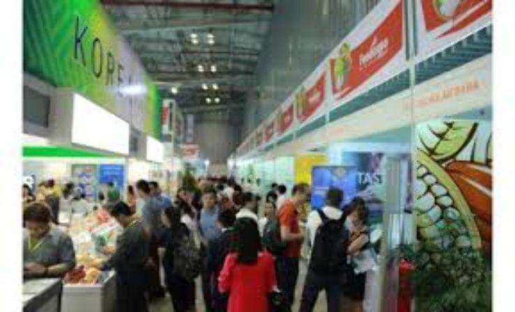 Vietnam Foodexpo 2019 in Saigon Exhibition And Convention center