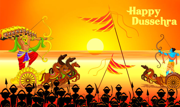 Dussehra 2019 in India, photos, Festival, Occasion, Religion