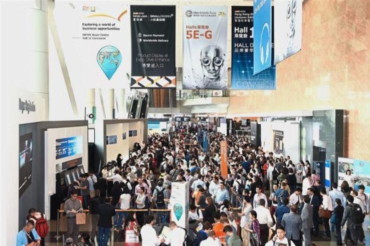 D Exhibition Hong Kong : Hong kong electronics fair in hong kong convention and