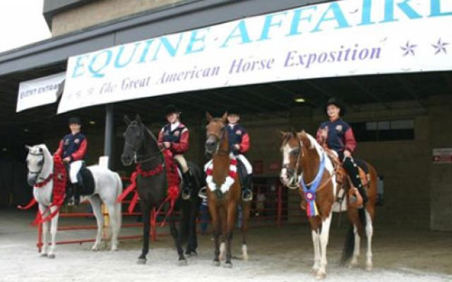 Equine Affaire 2019 in Eastern States Exposition United States Of