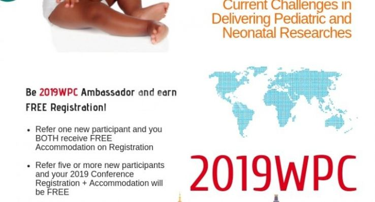 World Pediatric Conference 2019 in India, photos, Conference when is