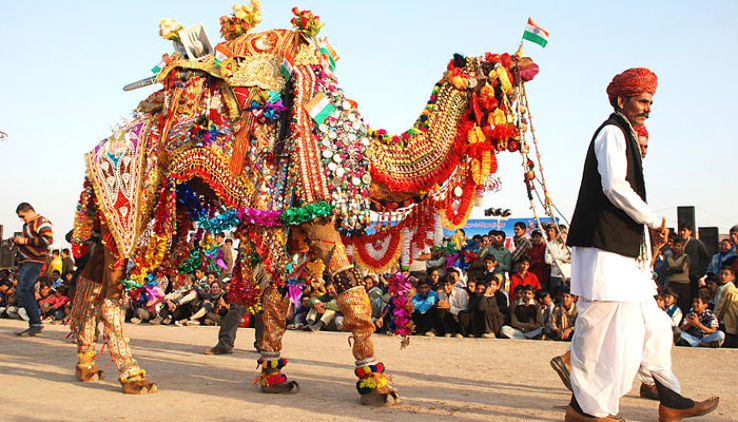 Summer Festival in Mount Abu 2019 in India, photos, Entertainment