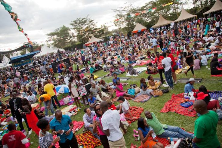 blankets and wine festival 2018 in kenya photos fair festival when