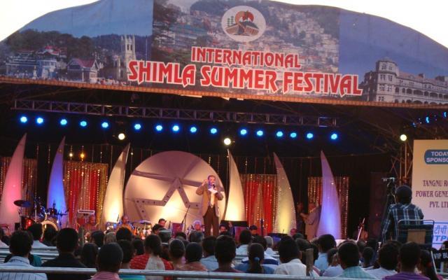 Exhibition Stall Plan : Shimla summer festival in india photos fair