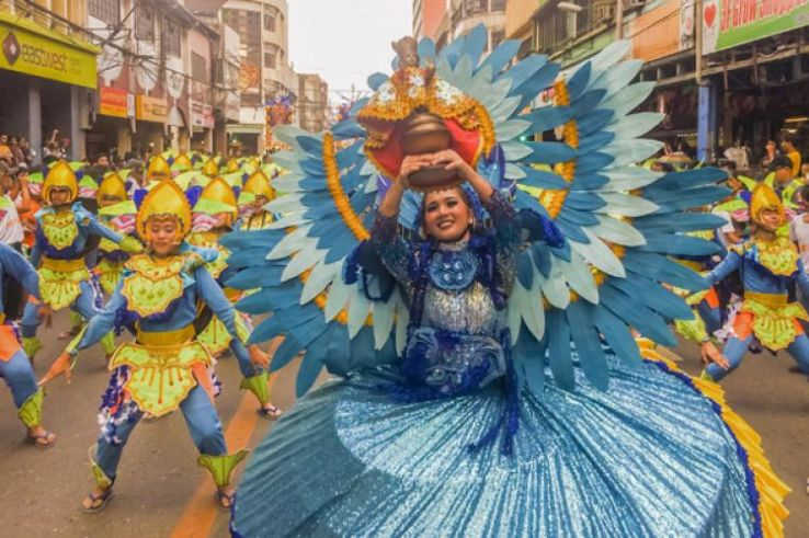 Sinulog Festival 2020 in Philippines, photos, Fair,Festival