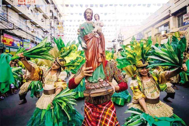 Pandan Festival 2019 In Philippines Photos Fair Festival