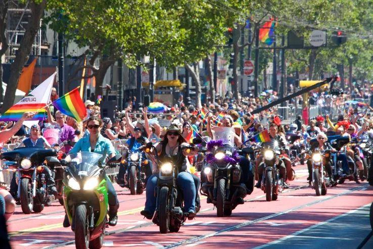 san francisco pride 2019 in united states of america