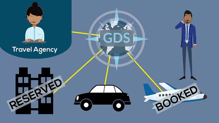 Which GDS is good for flight bookings for a small travel agency