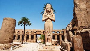 Places to visit in Luxor in Egypt