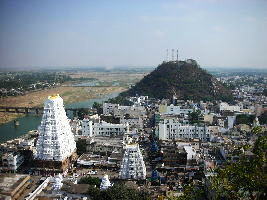 Places to visit in Andhra Pradesh in India