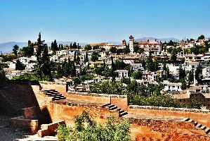 Places to visit in Granada in Spain