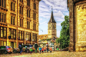 Zurich Tour Packages