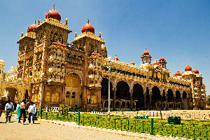 Places to visit in Mysuru in India