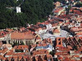 Places to visit in Brasov County in Romania