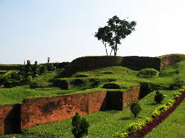 Places to visit in Rajshahi Division in Bangladesh