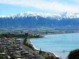 Places to visit in Canterbury in New Zealand