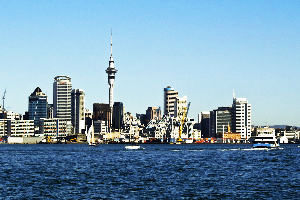 Places to visit in Auckland in New Zealand