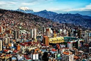 Places to visit in La Paz in Bolivia
