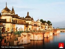 Best  Religious places in Ayodhya in Uttar Pradesh in India