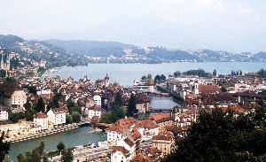 Places to visit in Lucerne in Switzerland