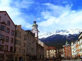Places to visit in Innsbruck in Austria