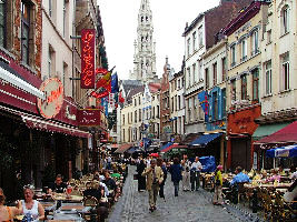 Places to visit in Brussels in Belgium