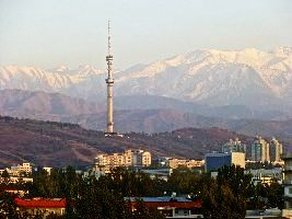 Places to visit in Almaty Province in Kazakhstan