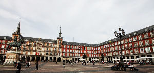 Places to visit in Community of Madrid in Spain