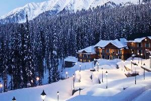 Best Snow places in India