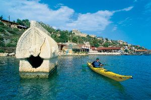 Places to visit in Antalya in Turkey
