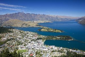Places to visit in Queenstown in New Zealand