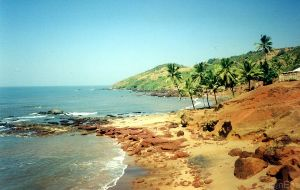 Best Beach places in India