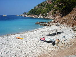 Places to visit in Mugla Province in Turkey