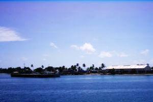 Spend a day in Funafuti City