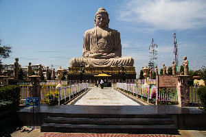Best  Religious places in Bodhgaya in Bihar in India