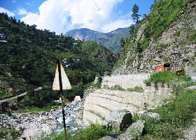 Places to visit in Patnitop in India
