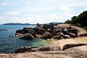 Samui Island Rocks