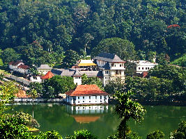 Places to visit in Kandy in Sri Lanka
