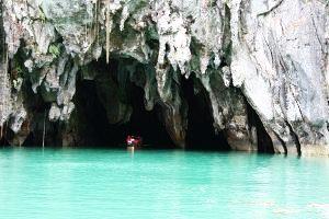 Multi-faceted Subterranean Underground River