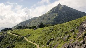 The Velliangiri Mountains