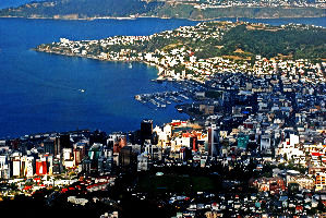 Places to visit in Wellington in New Zealand