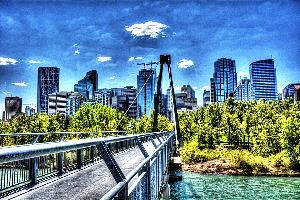 Places to visit in Alberta in Canada