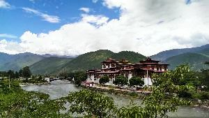 Places to visit in Punakha in Bhutan
