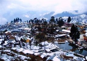 Places to visit in Bomdila in India