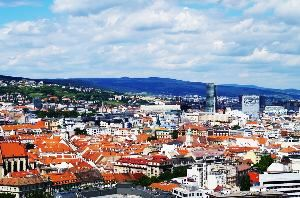 Places to visit in Bratislava in Slovakia