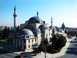 Places to visit in Konya in Turkey