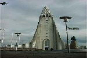 Hallgrimskirkja Reykjavk Iceland