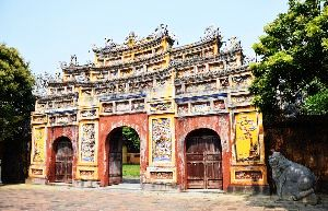 Best  Adventure places in Hue in Thua Thien Hue in Vietnam