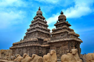 Best places for Temple in Mahabalipuram in Tamil Nadu in India