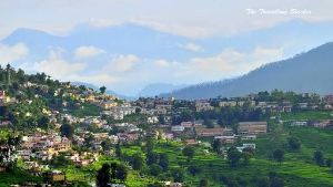 Best  Nature places in Almora in Uttarakhand  in India